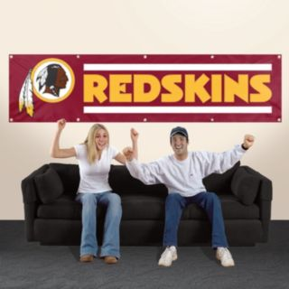 Washington Redskins Giant Banner