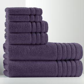 Simply Vera Vera Wang 6-piece Pure Luxury Bath Towel Set
