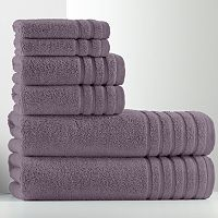 Simply Vera Vera Wang 6-piece Pure Luxury Bath Towel Set