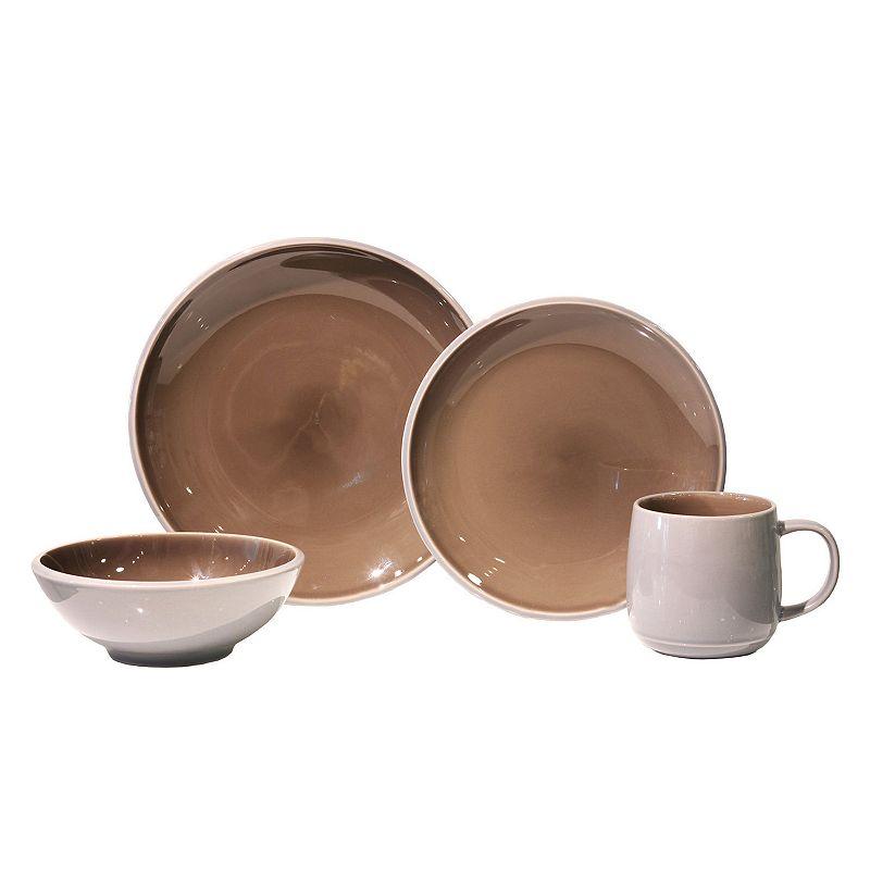 Baum Mercer 16-pc. Dinnerware Set