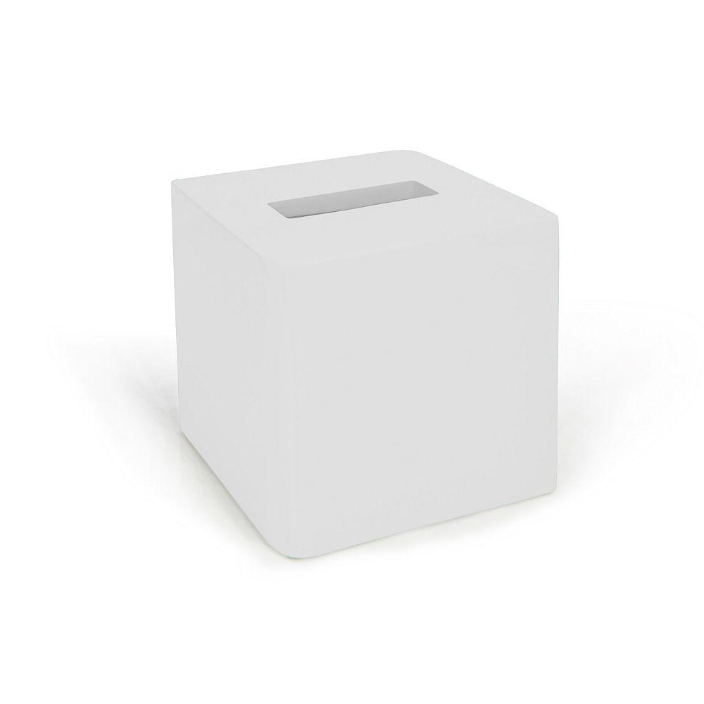 Cassadecor Lacquer Tissue Box Cover