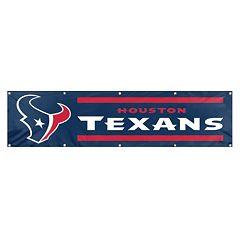 Houston Texans Giant Banner