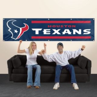 Houston Texans Giant Banner