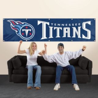 Tennessee Titans Giant Banner