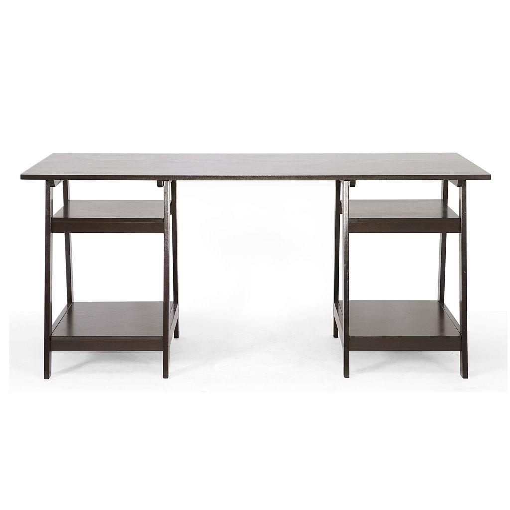 Baxton Studio Mott Desk