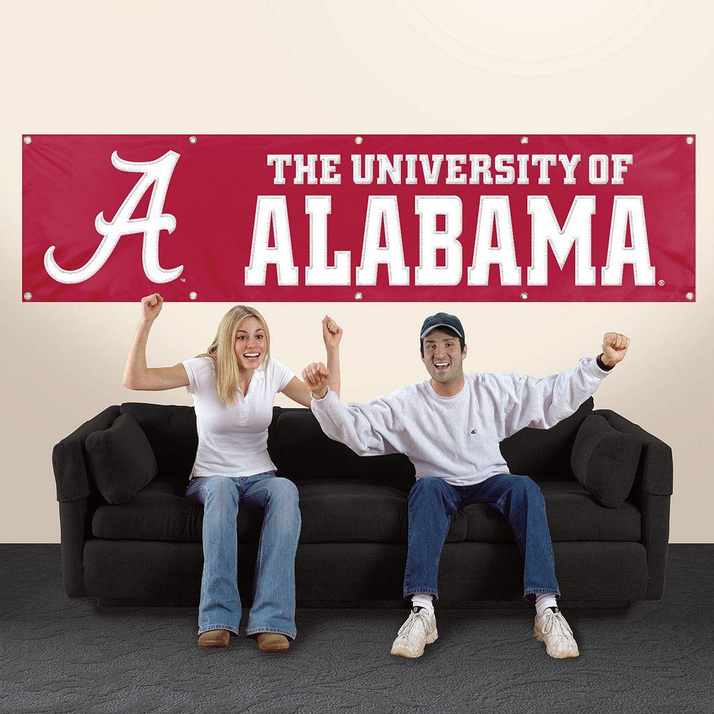 Alabama Crimson Tide Giant Banner