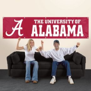 Alabama Crimson Tide Giant Banner
