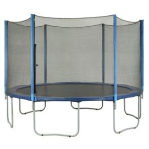 Upper Bounce 14-ft. Round 6-Pole Trampoline Enclosure Safety Net