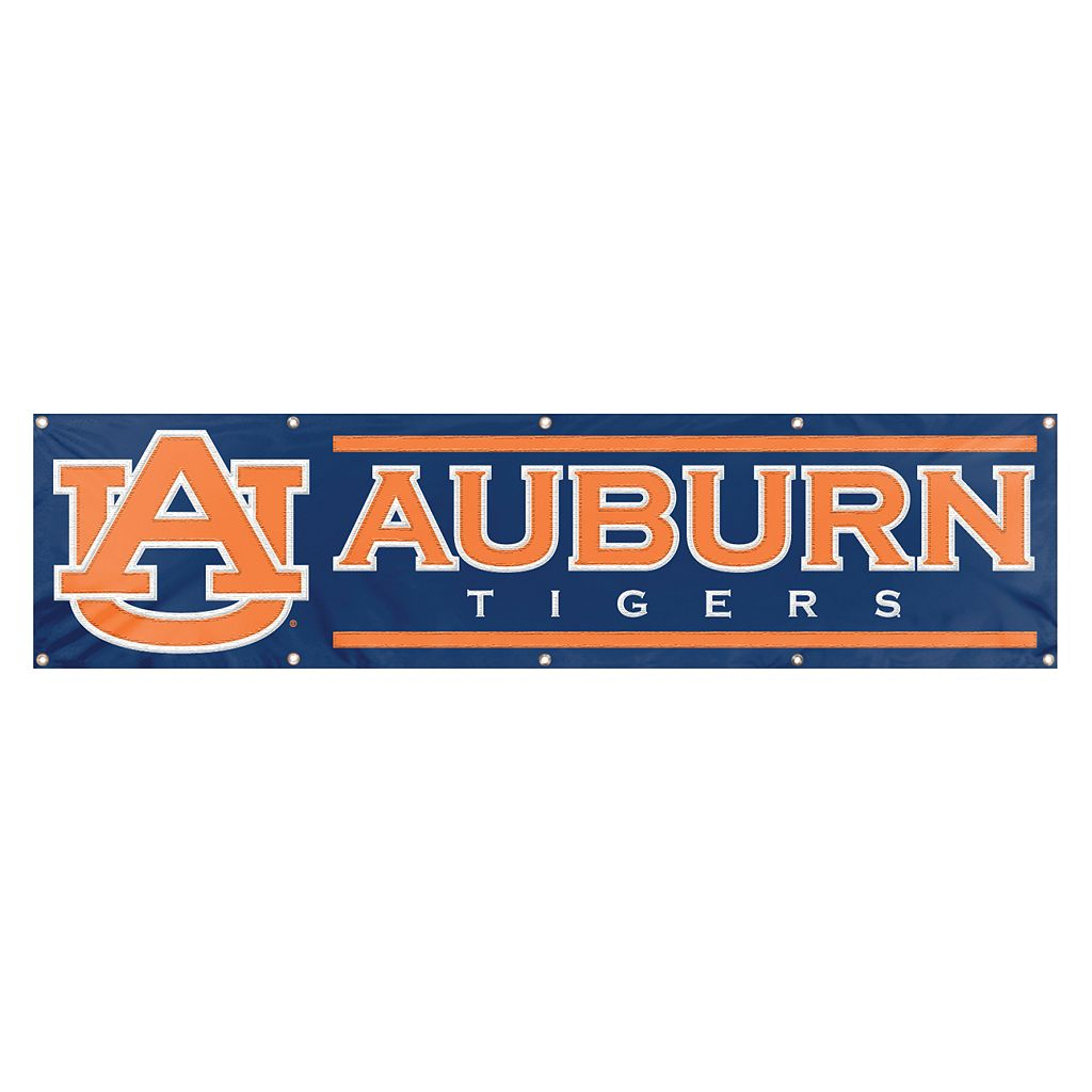 Auburn Tigers Giant Banner