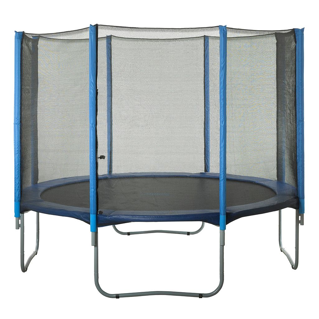 Upper Bounce 15-ft. Round 8-Pole Trampoline Enclosure Safety Net