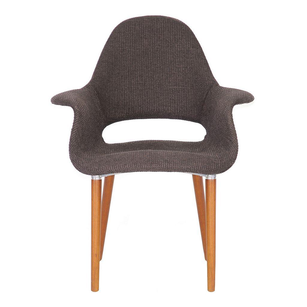 Baxton Studio 2-piece Forza Chair Set