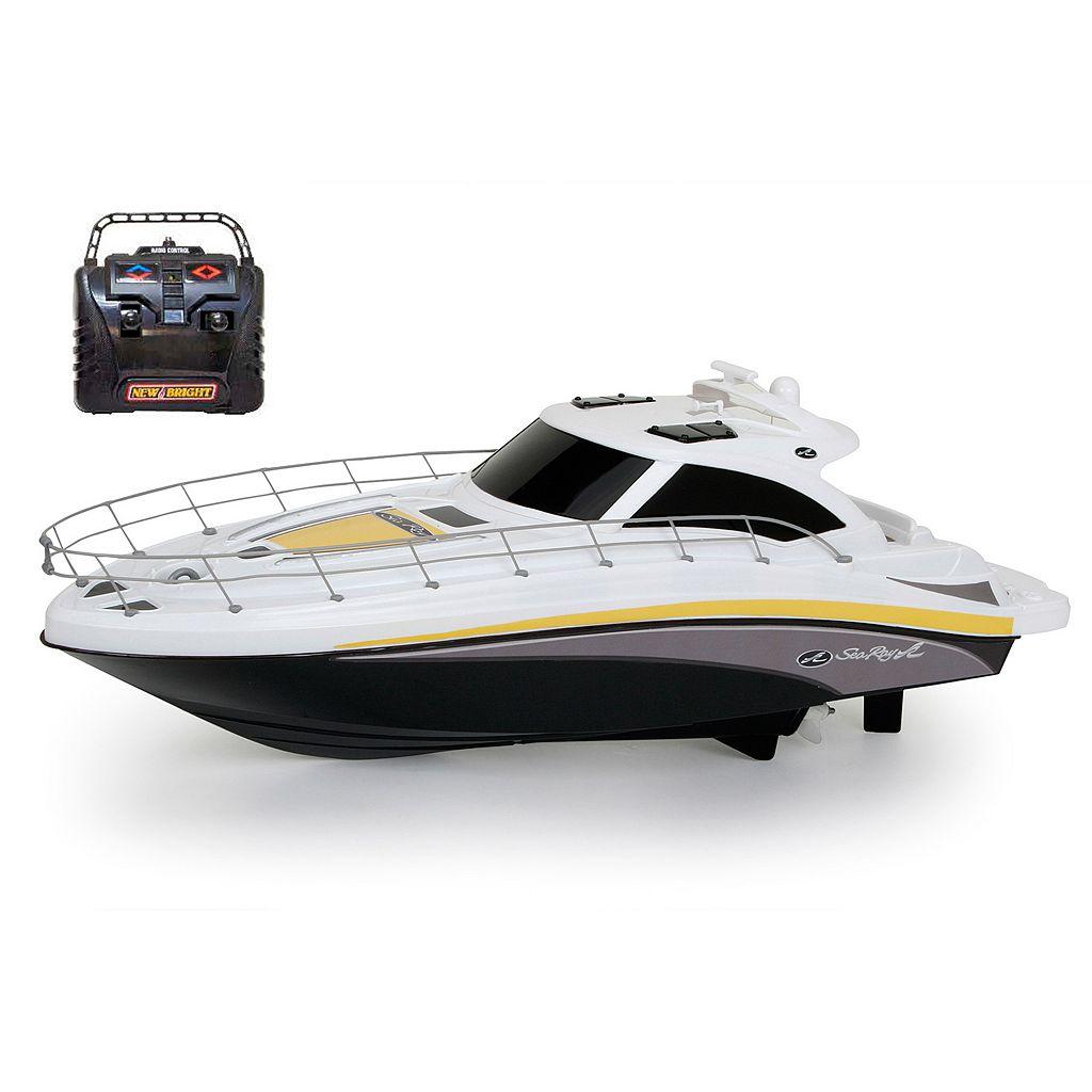 New Bright RC 18-in. Sea Ray Boat