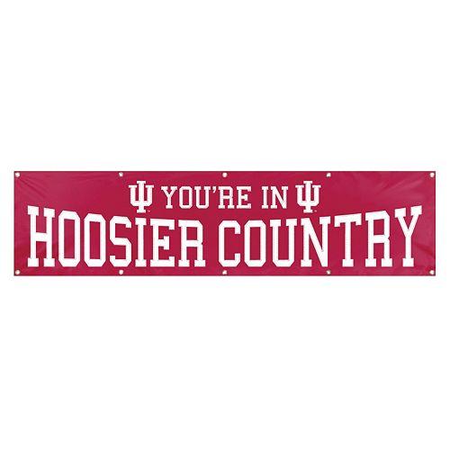Indiana Hoosiers Giant Banner
