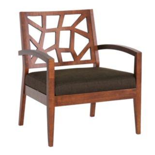 Baxton Studio Jennifer Arm Chair