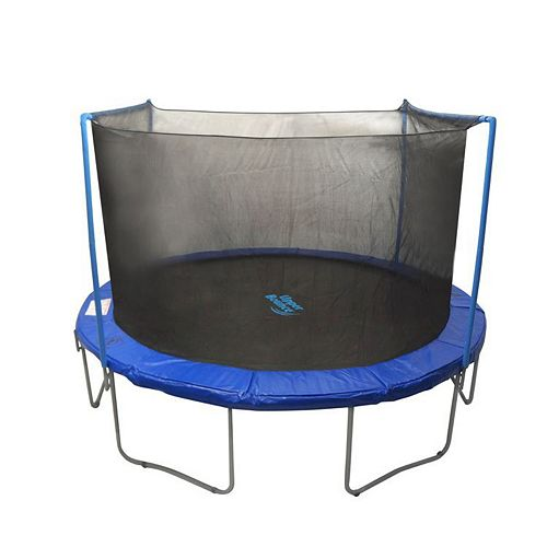Upper Bounce 13-ft. Round 2-Arch Trampoline Enclosure