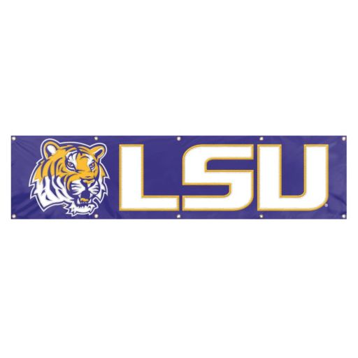 LSU Tigers Giant Banner