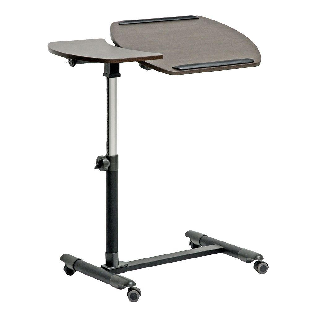 Baxton Studio Olsen Laptop Cart