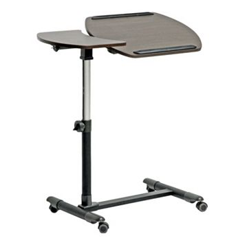 Baxton Studio Olsen Laptop Cart