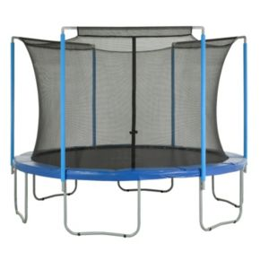 Upper Bounce 14-ft. Round 3-Arch Trampoline Enclosure Safety Net