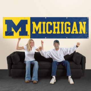 Michigan Wolverines Giant Banner
