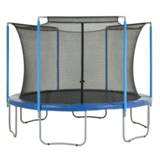 Upper Bounce 15-ft. Round 3 Arch Trampoline Enclosure Safety Net