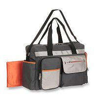 Graco Smart Organizer Diaper Duffle Bag