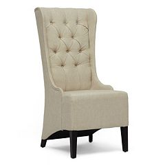 Baxton Studio Vincent Accent Chair