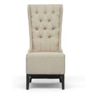 Baxton Studio Vincent Accent Chair