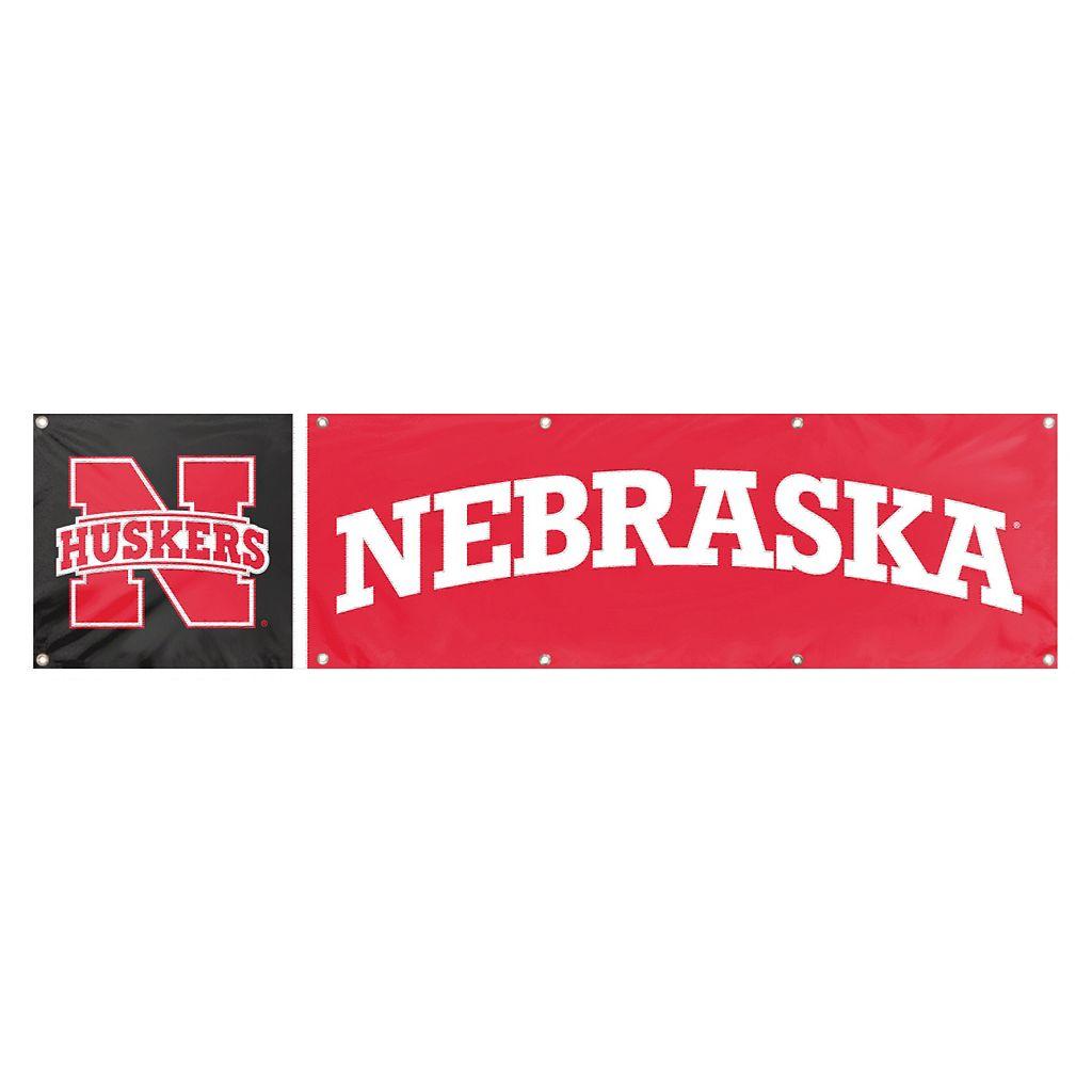 Nebraska Cornhuskers Giant Banner