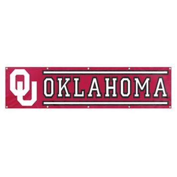 Oklahoma Sooners Giant Banner