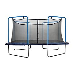 Upper Bounce 13-ft. Square 4-Arch Trampoline Enclosure Net