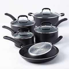 T-Fal 10 pc Nonstick Professional Cookware Set