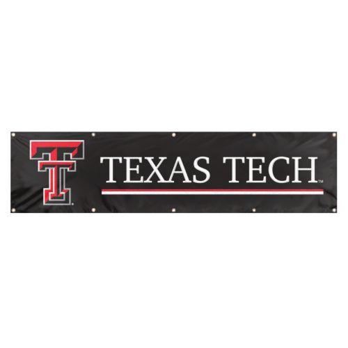 Texas Tech Red Raiders Giant Banner
