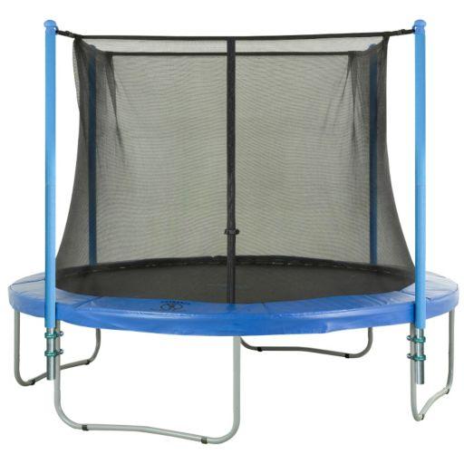 Upper Bounce 4-Pole Trampoline Enclosure Set for 14-ft. Trampoline Frames