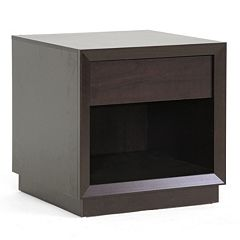 Baxton Studio Girvin Accent Table