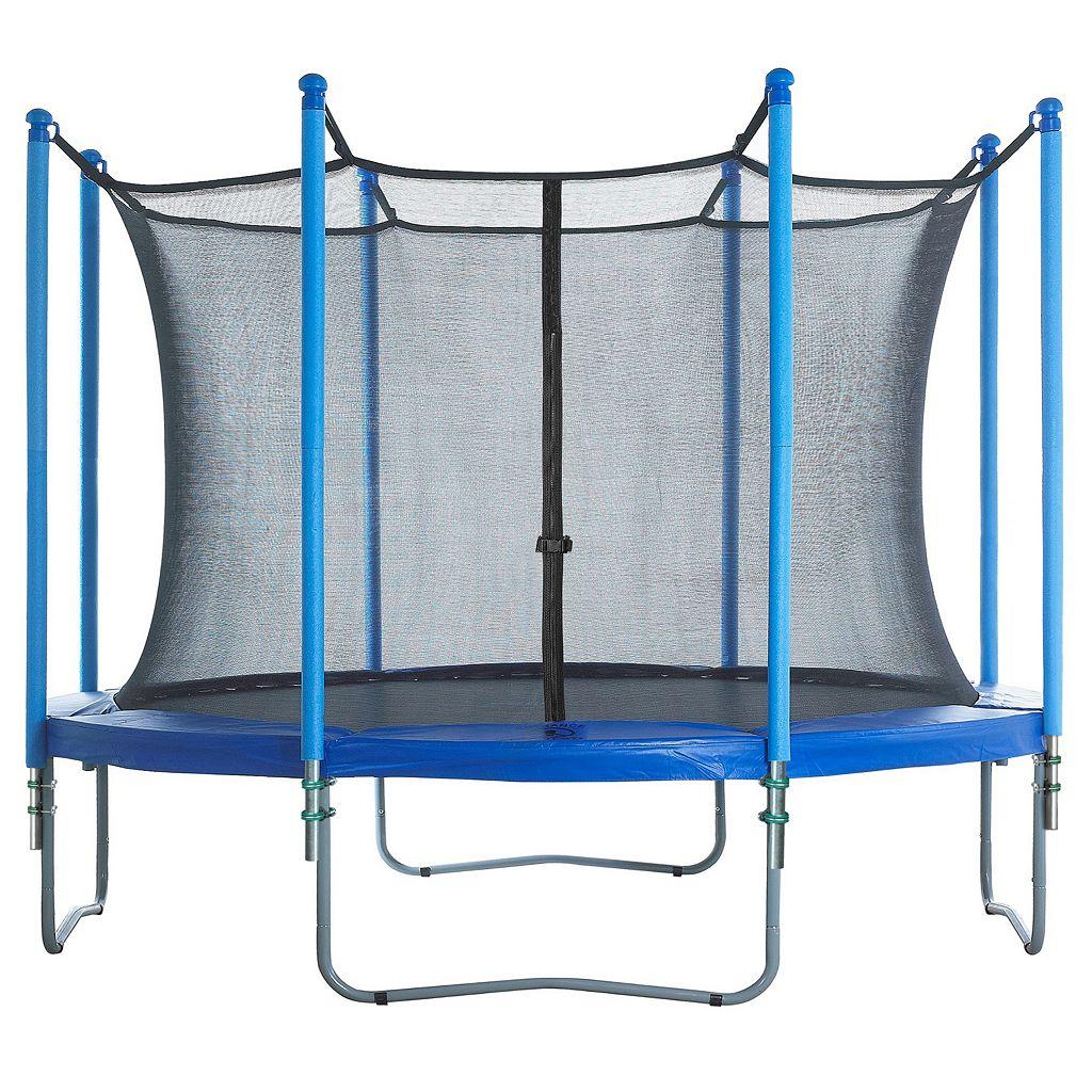 Upper Bounce 8-Pole Trampoline Enclosure Set for 13-ft. Trampoline Frames