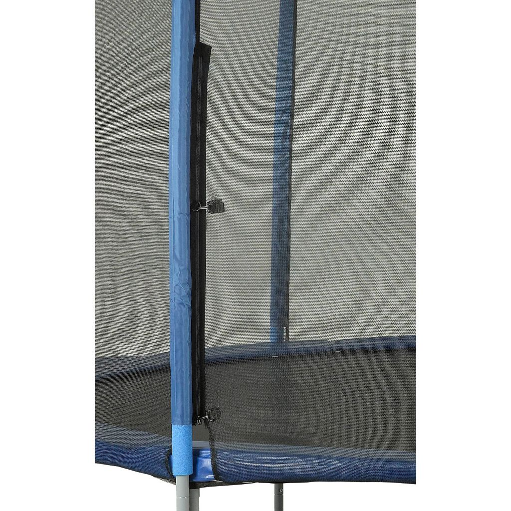 Upper Bounce 4-Pole Trampoline Mesh Enclosure Set for 12-ft. Trampoline Frames