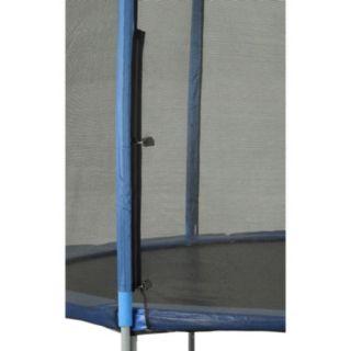 Upper Bounce 4-Pole Trampoline Mesh Enclosure Set for 12-ft. Trampoline Frames
