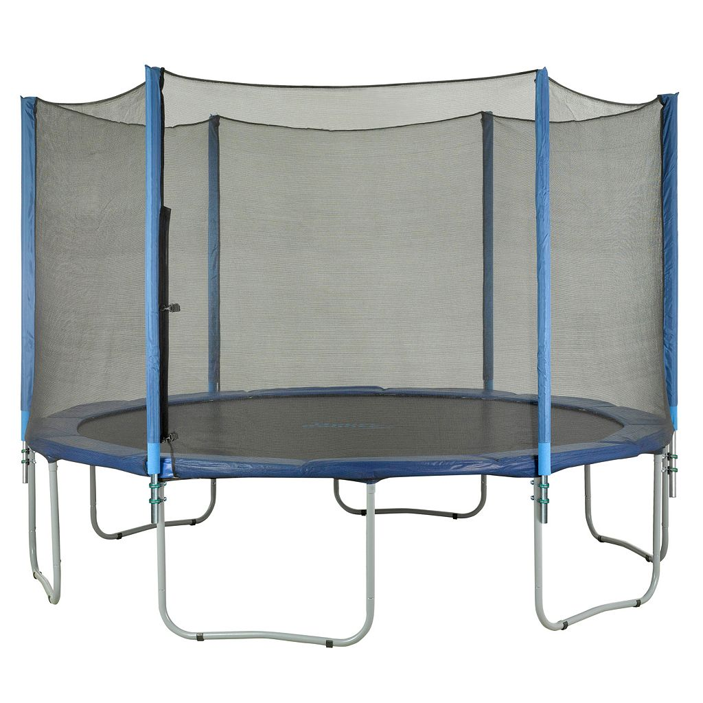 Upper Bounce 6-Pole Trampoline Enclosure Set for 12-ft. Trampoline Frames