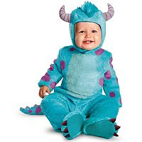 Disney / Pixar Monsters University Sulley Costume - Baby