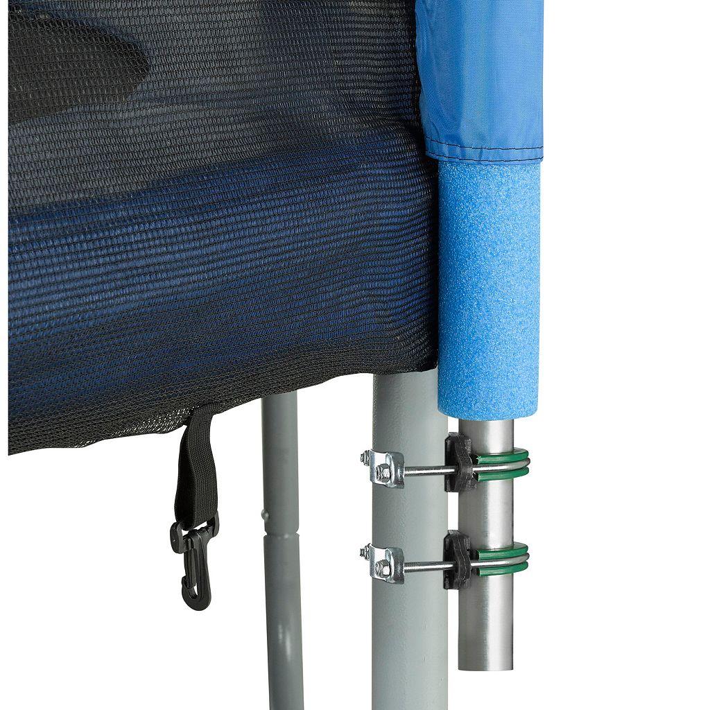 Upper Bounce 8-Pole Trampoline Enclosure Set for 15-ft. Trampoline Frames