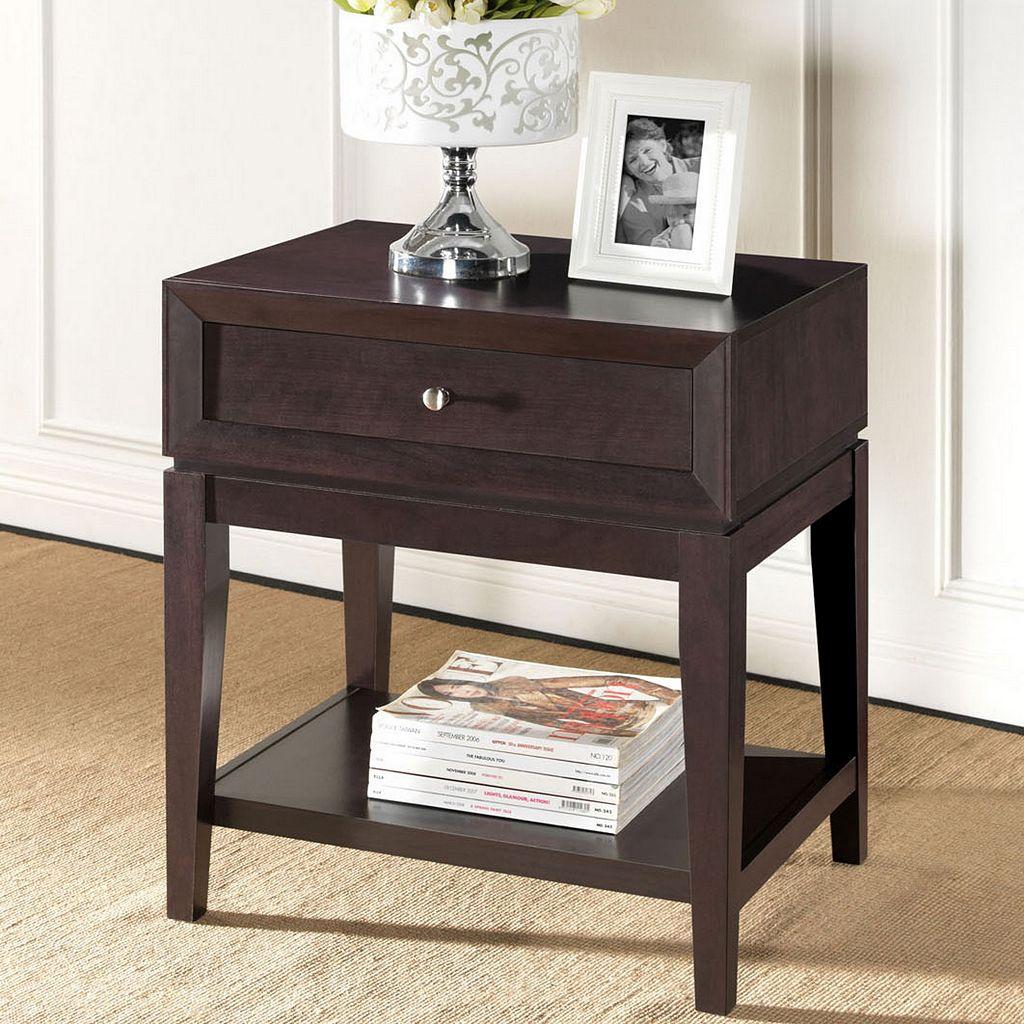 Baxton Studio Morgan Modern Accent Table