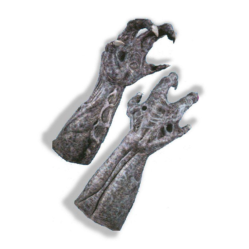 Alien Deluxe Hands - Adult