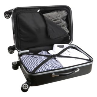 Auburn Tigers 19 1/2-in. Hardside Spinner Carry-On