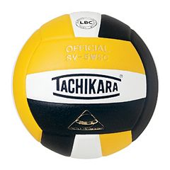Tachikara Official SV5WSC Microfiber Composite Leather Volleyball