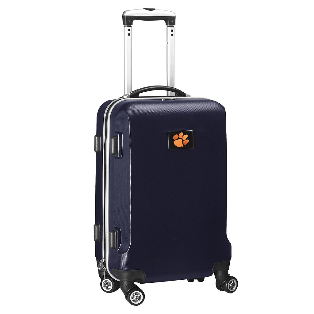 Clemson Tigers 19 1/2-in. Hardside Spinner Carry-On