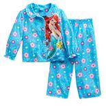 Disney Princess Ariel Pajama Set - Toddler
