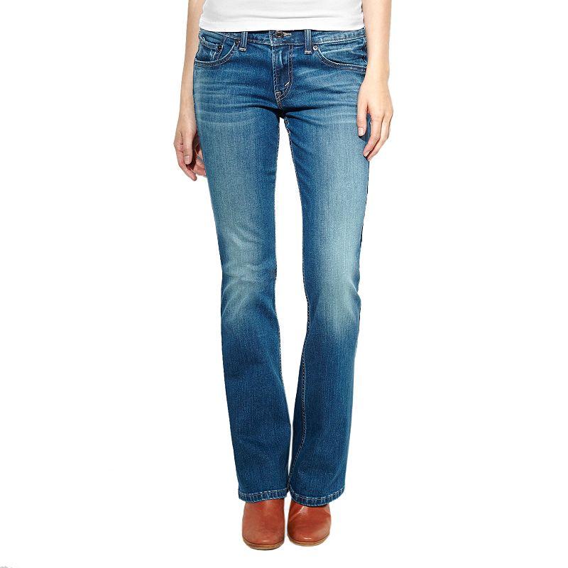 Levi's 518 Superlow Bootcut Jeans - Juniors