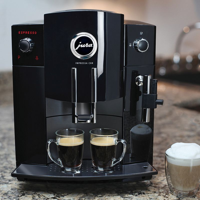 Jura Impressa C60 Espresso Machine (Black)