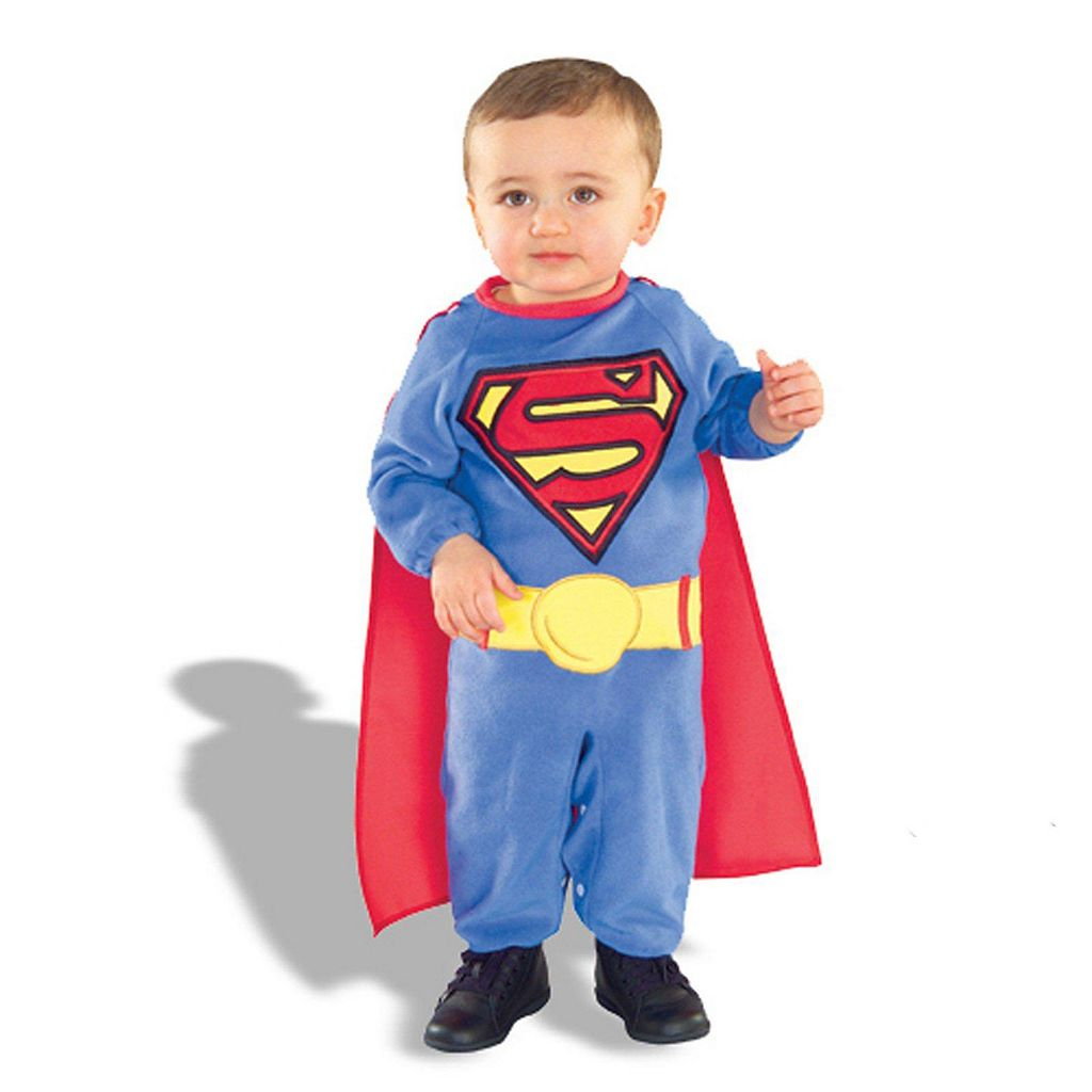 Superman Costume - Baby